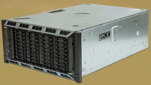 "Dell PowerEdge T620 Rack Server Configure-To-Order CTO 2x CPU 32x 2.5"" HDD Bay"
